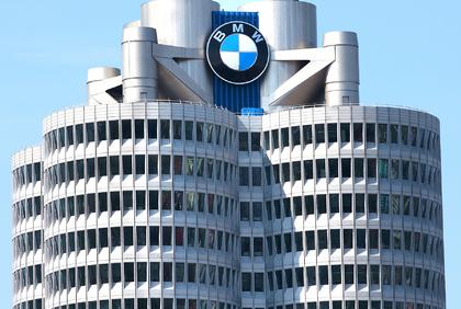BMW-Gebäude